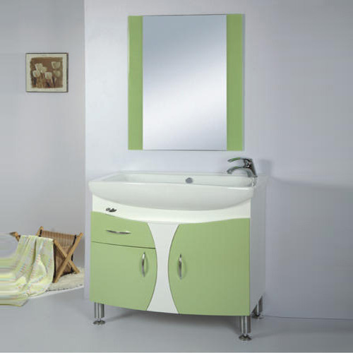 Exceptionnel Floor Mounted Bathroom Cabinet