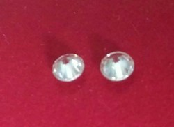 White Loose Diamonds