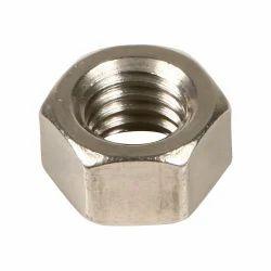 Steel Round SS Hex Nut, Size: M2 To M36