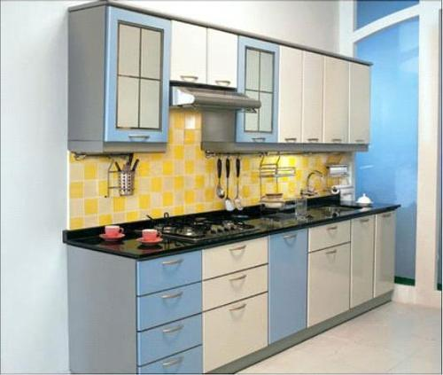 Colourful Modular Kitchen Design: View Specifications & Details Of Modular Kitchens By Sri Guru Enterprises
