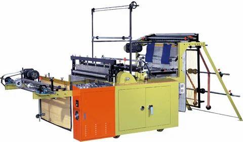 Automatic Bag Making Machine - Semi Automatic Plastic Carry