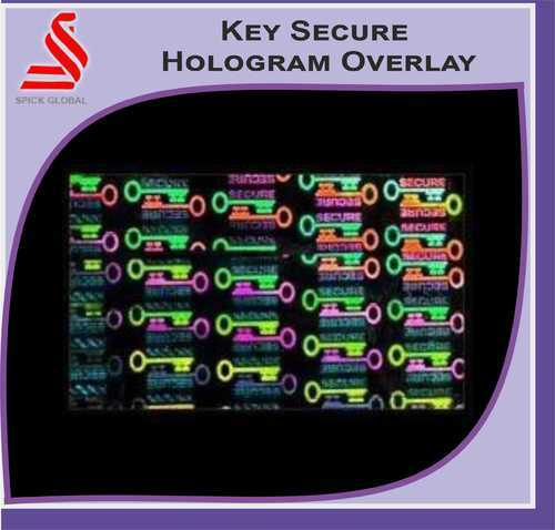 Holographic Overlays Generic Patterns - Holographic Overlay