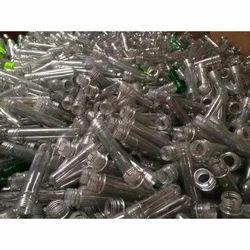 PET Bottle Preform Scrap, For Industrial, Packaging Type: Bag
