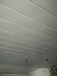 Linear False Ceiling Works