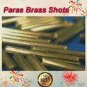 Brass Brazing Shots
