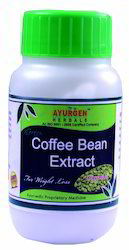 Ayurgen's Plastic Bottle Green Coffee Bean Extract Capsule for Weight Lose