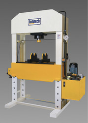 H Type Hydraulic Press Machine