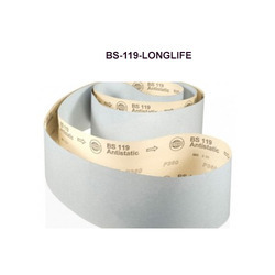 Stable Abrasive Paper