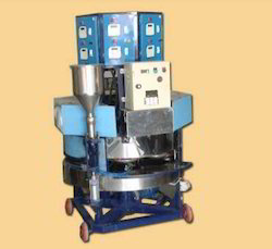 Rotary Type Khakhra Roasting Unit