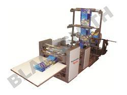 Fabric Gusseting and Cutting Machine