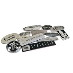 Aluminium Labels Printing Service