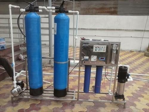 Water Treatment Plant 250 Lph Ro Plant Manufacturer From
