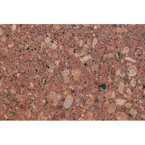 Red Copper Silk Granite Stone