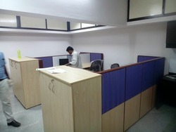 Cubicles Set Workstation