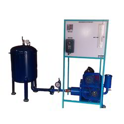 Rotary Air Compressor Test Rig (Lobe Type)