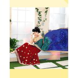 Catalog Bandhani Saree