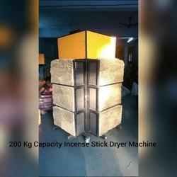 Indian Agarbatti Drying Machine