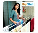 Pulley System Clothes Dryer