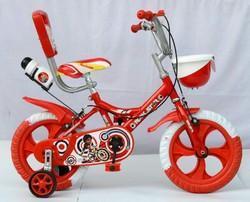 Rockstar 4 Wheel Kids Bicycle