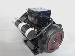 Face Mount Single Phase Induction Motor with Hollow Shaft