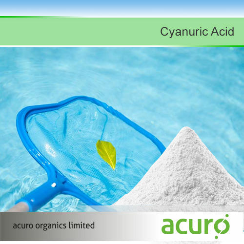 Swimming Pool Chemicals - Trichloroisocyanuric Acid Tablets