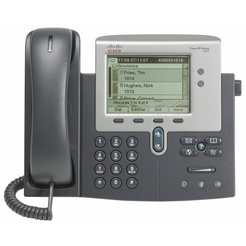 The Cisco Unified Ip Phone 7942g