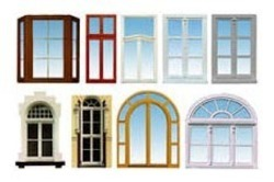 Wooden Windows and Doors
