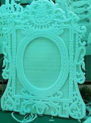 P u foam decoration