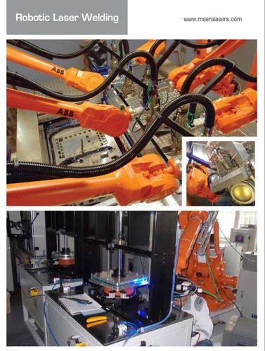 Lamp Pump Laser Marking Machine