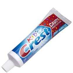 Crest Fluoride Anticavity Toothpaste