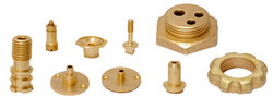 Brass Turn Components