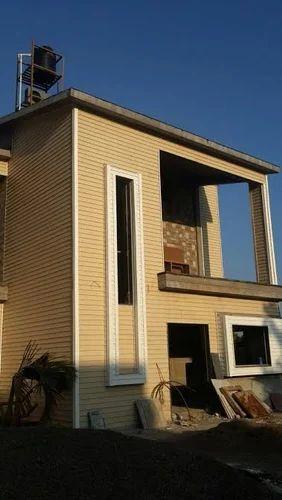 Saint Gobain Exterior Vinyl Siding at Rs 360 /square feet | Building ...