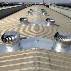 Wind Drive Turbo Air Ventilator