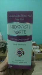 Nid Wash Forte Face Wash