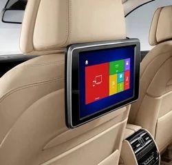Car Entertainment System - Headrest Dvd / Monitors