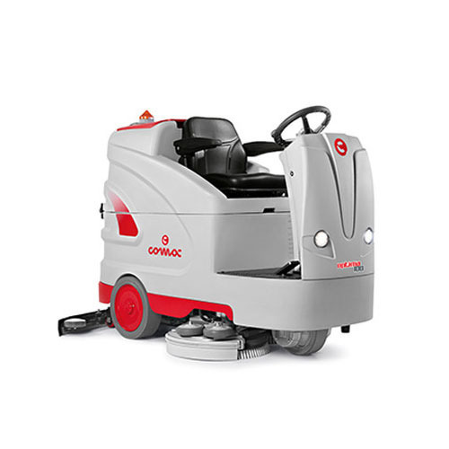 Floor Cleaning Scrubbing Machine Comac India Private