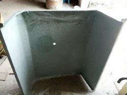 Motor FRP Canopy