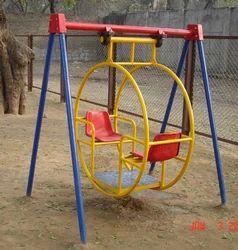 Two Sitter Swing
