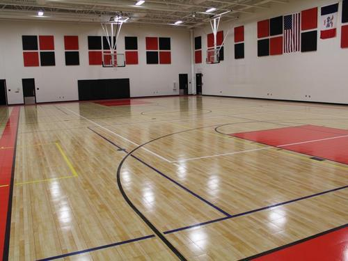 Indoor Basketball Court Flooring ब स क टब ल क र ट फ ल र ग Asian Flooring India Private Limited Mumbai Id 13475480673