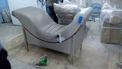 ACME Grey Blood Donor Chair