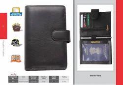 Leather Passport Holders Folders