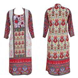 Indo Western Designer Tunic