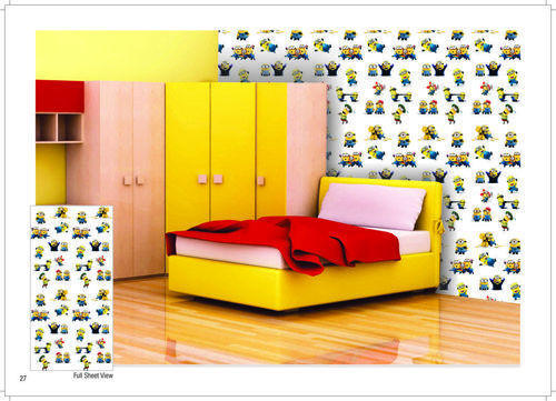 Kids Bedroom Laminates kids room digital laminates at rs 1500 /piece   kalol   id