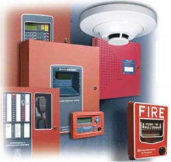 Fire Alarm and Suppression