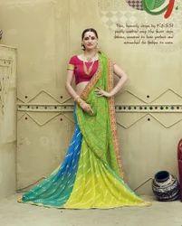 Elegant Designer Saree