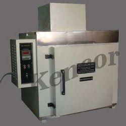 100-200 deg. Celsius Hot Air Oven, For Laboratory