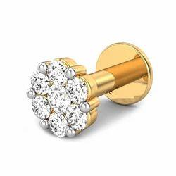 Mukhooti Gold /nosepins