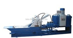 Double Bottom Ejection Iron Scrap Baling Press