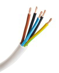 PVC Multi Core Round Flexible Cable