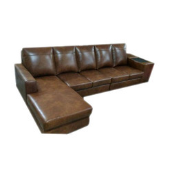 Captivating L Shaped Leather Sofa Photo